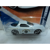 Hot Wheels - Pontiac Firebird - 2011 - Lacrado