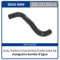Mangueira Bomba D