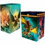 Box Percy Jackson Box Herois Do Olimpo