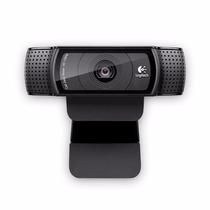 Webcam Logitech C920 Pro Hd 15mp Full Hd1080p Com Microfone