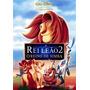 Dvd O Rei Leão 2 - O Reino De Simba (semi Novo)