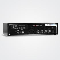 Receiver Amplificador P Som Ambiente Rc5000 Bluetooth Fm Usb