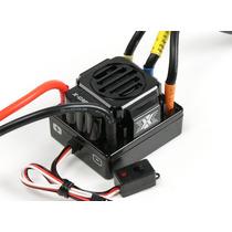 Esc 120a X-car Sensored 2s~6s Automodelo Eletrico 1/8 1/10