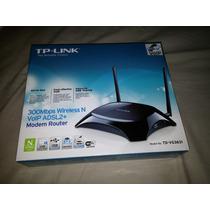 Modem Wireless N 300 Mbps Voip Adsl2 + Td-vg3631 Tp-link