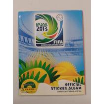 Album Copa Confederações 2013 Confederations Cup