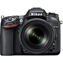 Câmera Nikon Dslr D7100 Com Lente 18-105mm