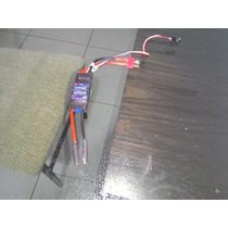 Esc Turnigy 30a Brushed Helicoptero Aviao Drone Barco Planad