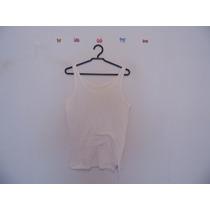 Blusa Feminina Branca Bolinhas Cód. 503