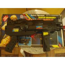 Pistola De Brinquedo Submachine Gun!