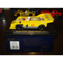 Autorama Fly Porsche 917/10 1º Interserie Champion 1972 Nº 1