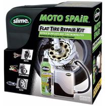 Compressor Ar Portatil Para Motos E Carros Slime Motosport