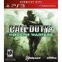 Jogo Call Of Duty 4 Modern Warfare Ps3 Midia Fisica
