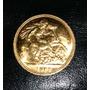 Moeda De Ouro Libra Esterlina 1892
