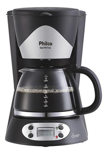 Cafeteira Digital Philco Ph14 Inox - 110v