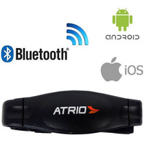 Cinta Cardíaca Bluetooth Polar / Strava / Atrio Ios Android