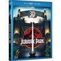 Blu-ray 3d Jurassic Park (somente 3d)