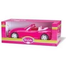 Carrinho Roadster Para Boneca 3010 - Roma Brinquedos