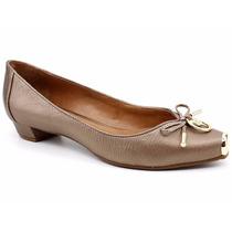 Sapato Feminino Salto Baixo Luz Da Lua S30265 Loja Pixolé