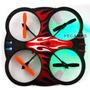 Drone Smart Candide Quadricóptero H18 Luzes Led Recarregável