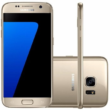 Celular Samsung Galaxy G935 S7 Edge 32gb Dourado
