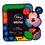 Porta-retrato Disney - Mickey Quadro Em Vinil -romero Britto