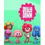 Jelly Jamm Dublado Desenho Dvd Português