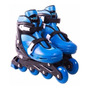 Roller Patins In-line Iantil 4 Rodas Ajustavel G (37-40) Original