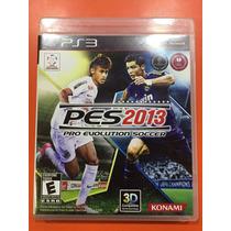 Jogo Pes 2013 Playstation 3 Mídia Física, Penta Entrega