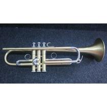 Trompete Yamaha Ytr 135 Customizado....lindo..