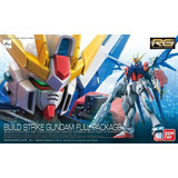Gundam Rg 1/144 Build Strike Gundam Full Package Bandai 12x