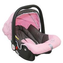 Bebê Conforto Baby Style 0 A 13 Kg Rosa/cinza