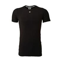 Camisa Térmica Kanxa Manga Curta - Preta