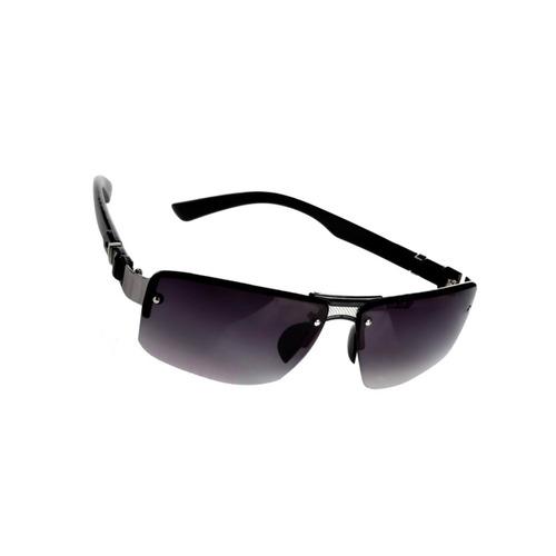 4a04f6b8c8ac8 Óculos De Sol Masculino Clássico Polorizado Proteção Uv400