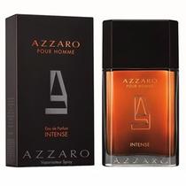 Azzaro Intense Eau De Parfum 50ml Masculino   100% Original