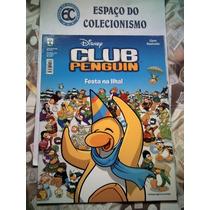 Álbum Figurinhas Club Penguin Festa Na Ilha - Completo Colar