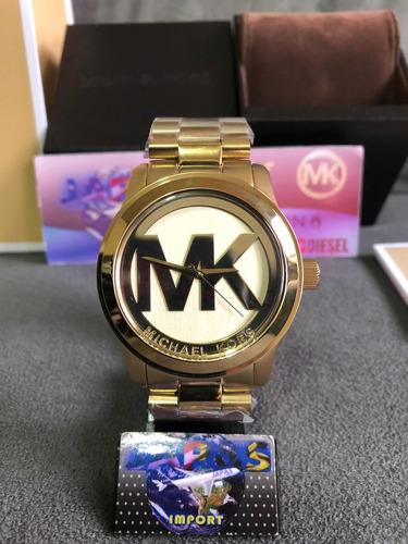 0a8b03b643d Relógio Michael Kors Mk5473 Completo Com Caixa E Manual