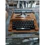 Máquina De Escrever Portátil Remington 25 Original