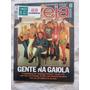 Revista Veja- Gente Na Gaiola - Casa Dos Artistas Do Sbt