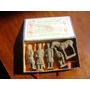 Guerreiros Xian Estátuas Terracota Caixa Com 5 Unidades