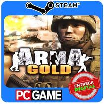 Arma: Gold Edition Steam Cd-key Global
