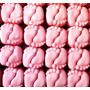 100 Mini Pezinhos Sabonete Lembrancinha Chá Bb E Maternidade