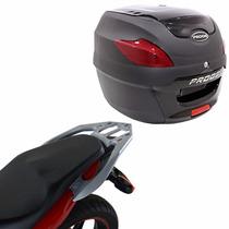 Suporte Bagageiro Scam + Bau Bauleto Proos 41l Honda Cb300r