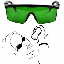Óculos De Proteçao Dentista Depilacao Laser Silkn Rio Ipl