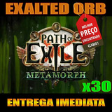Exalted Orb - Path Of Exile Pc  - Softcore