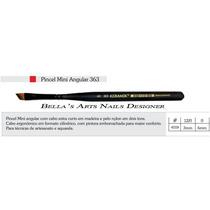 Pincel Para Carga Dupla / One Stroke Keramik 363-12/0