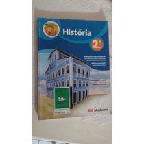 Livro De História - 2º Ano - Projeto Buriti