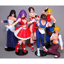 The King Of Figthers Girls Part 1 Yujin - Set Com 06