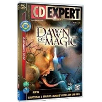 Game - Pc Dvd Rom Dawn Of Magic - Portugues Original Lacrado