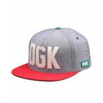 Boné Dgk Hustlin Snapback Hat Skate Importado