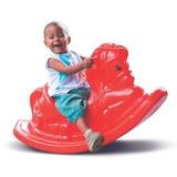 Gangorra Cavalinho Infantil Criança - Compre 01 Por Vez
